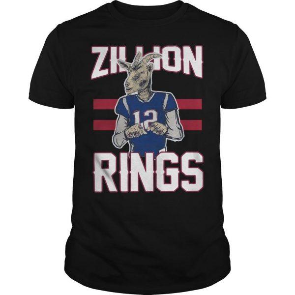 Goat 12 Zillion Rings Shirt