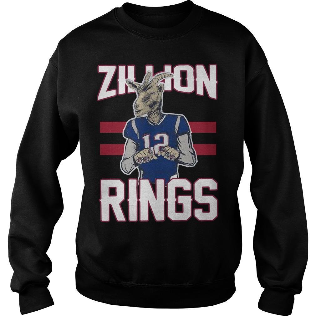 Goat 12 Zillion Rings Sweater