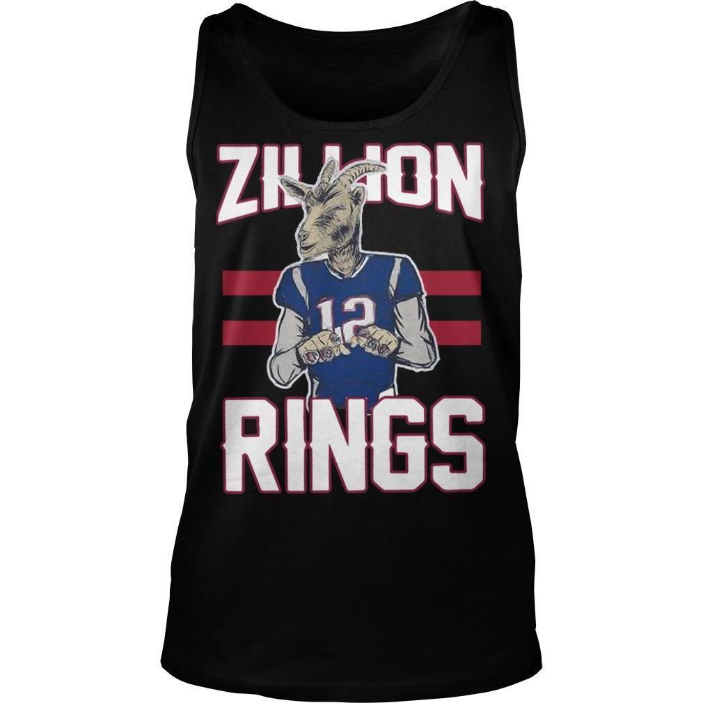 Goat 12 Zillion Rings Tank Top