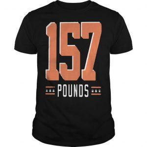 Gregory Robinson 157 Pounds Shirt