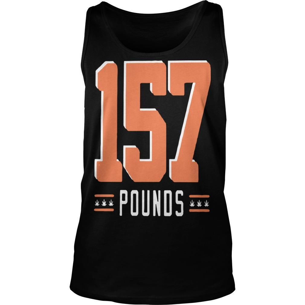 Gregory Robinson 157 Pounds Tank Top