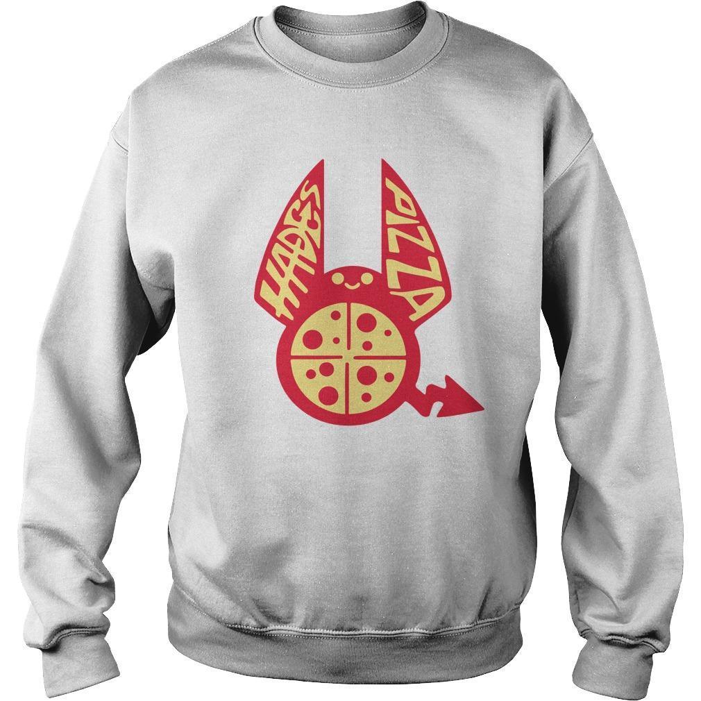 Hades Pizza Sweater