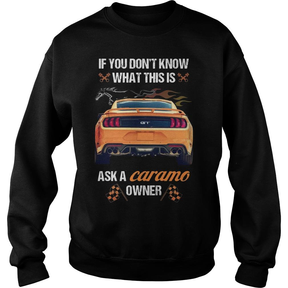 If You Don't Know What This Is Ask A Camaro Owner Sweater