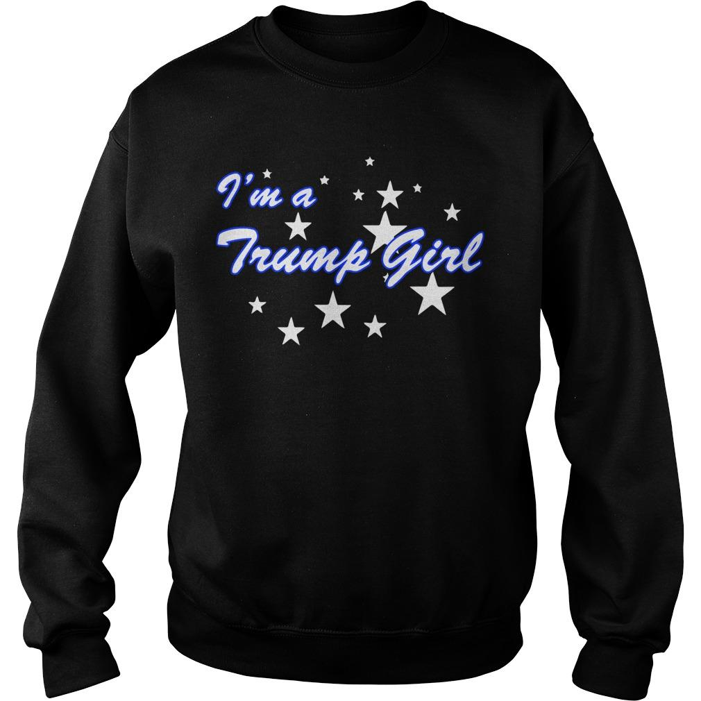 I'm A Trump Girl Sweater