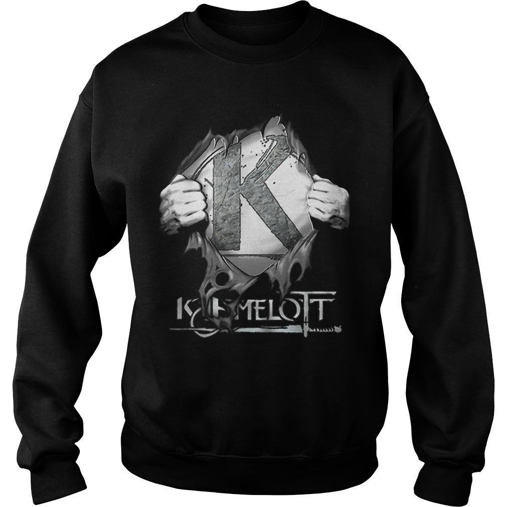 Inside Me Logo Kaamelott Sweater