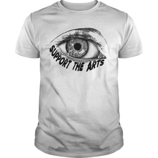 Jon Lion Eye Support The Arts Shirt