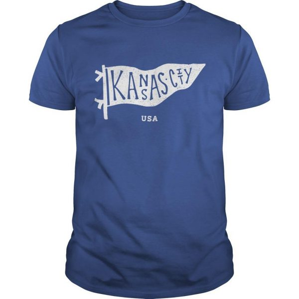 Kansas City Usa Shirt