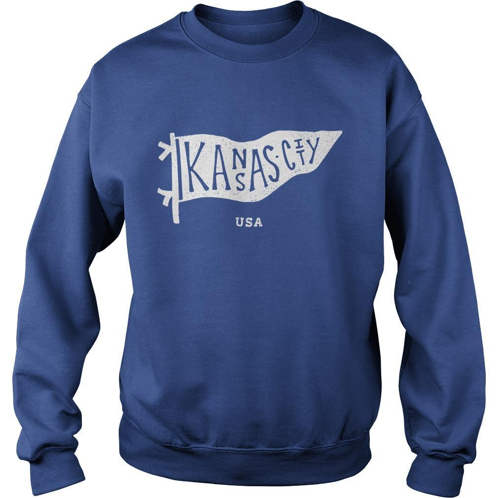 Kansas City Usa Sweater
