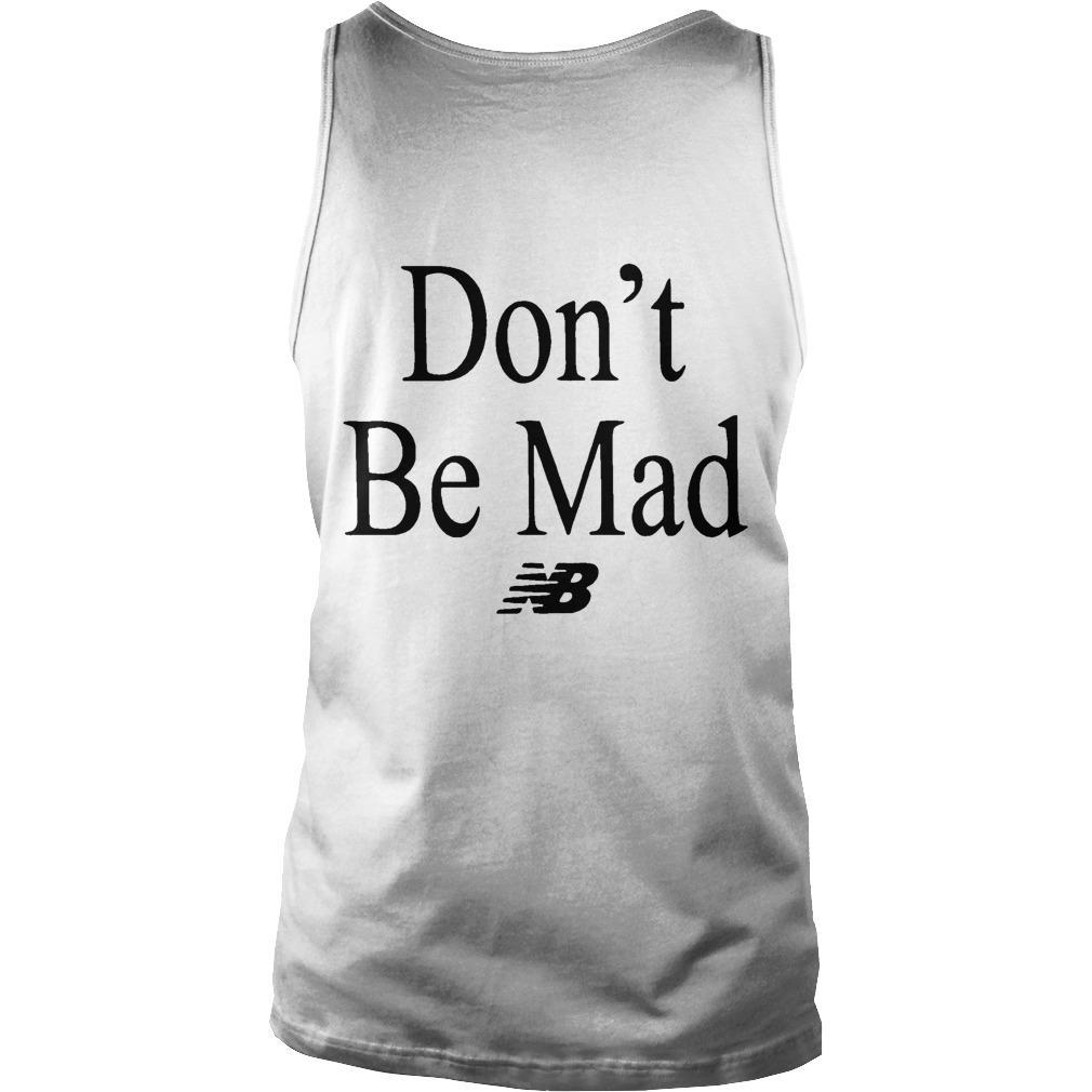 Kawhi Leonard No Emotions Are Emotions Don't Be Mad Tank Top