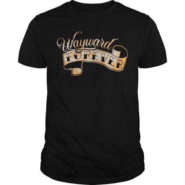 Kim Rhodes Real Wayward Forever Shirt