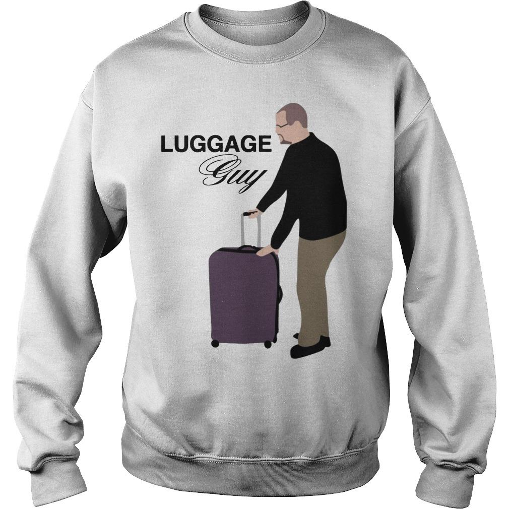 Luggage Guy Sweater