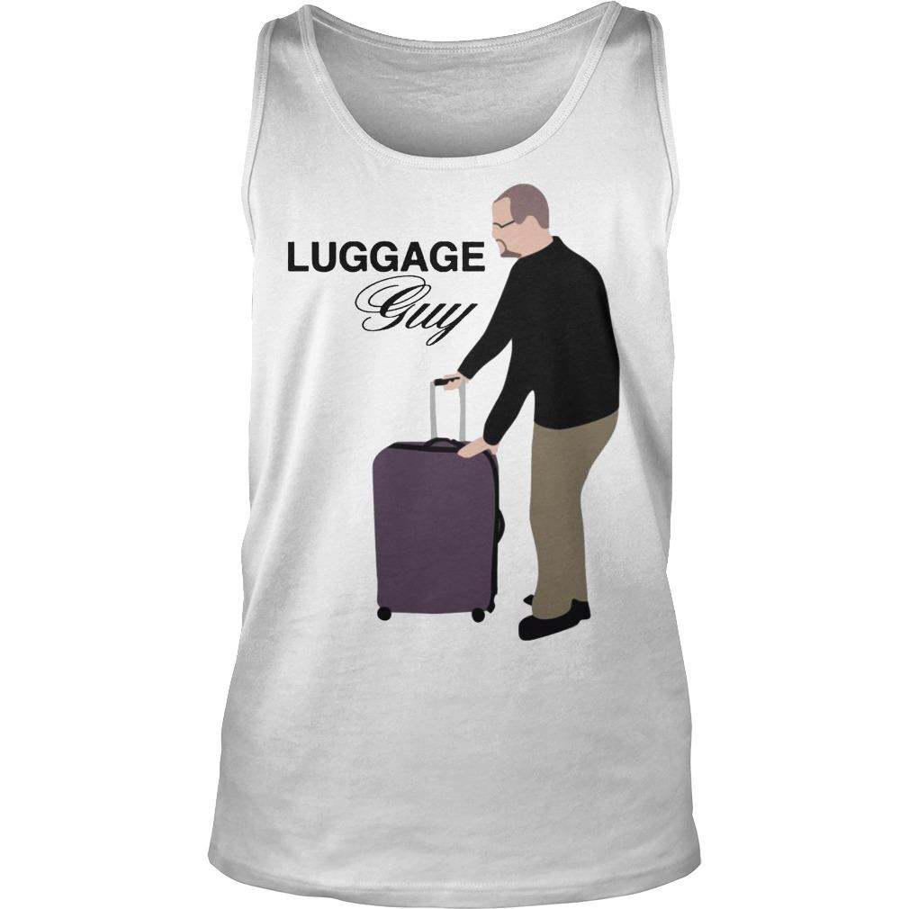 Luggage Guy Tank Top