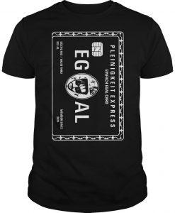 Michael Wendler Egal T Shirt Pocher