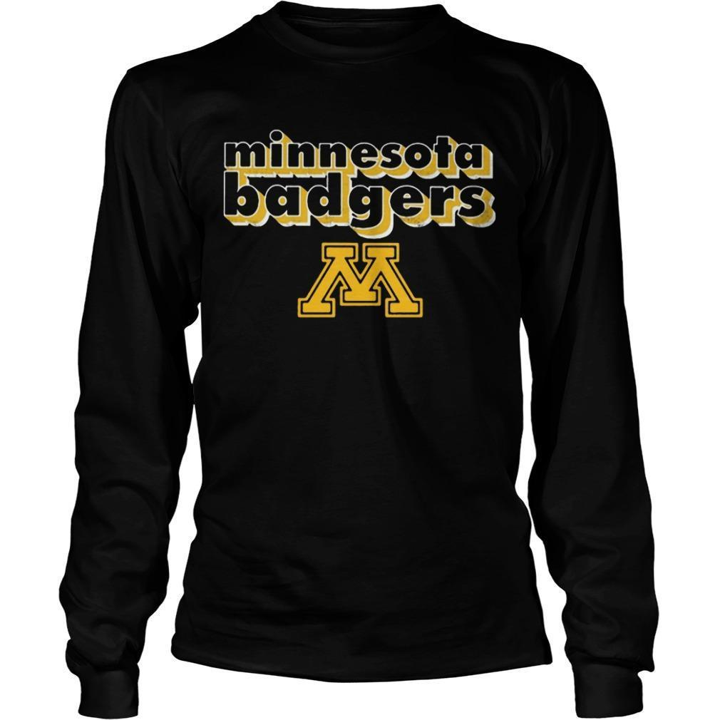 Minnesota Badgers Longsleeve