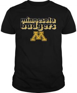 Minnesota Badgers Shirt