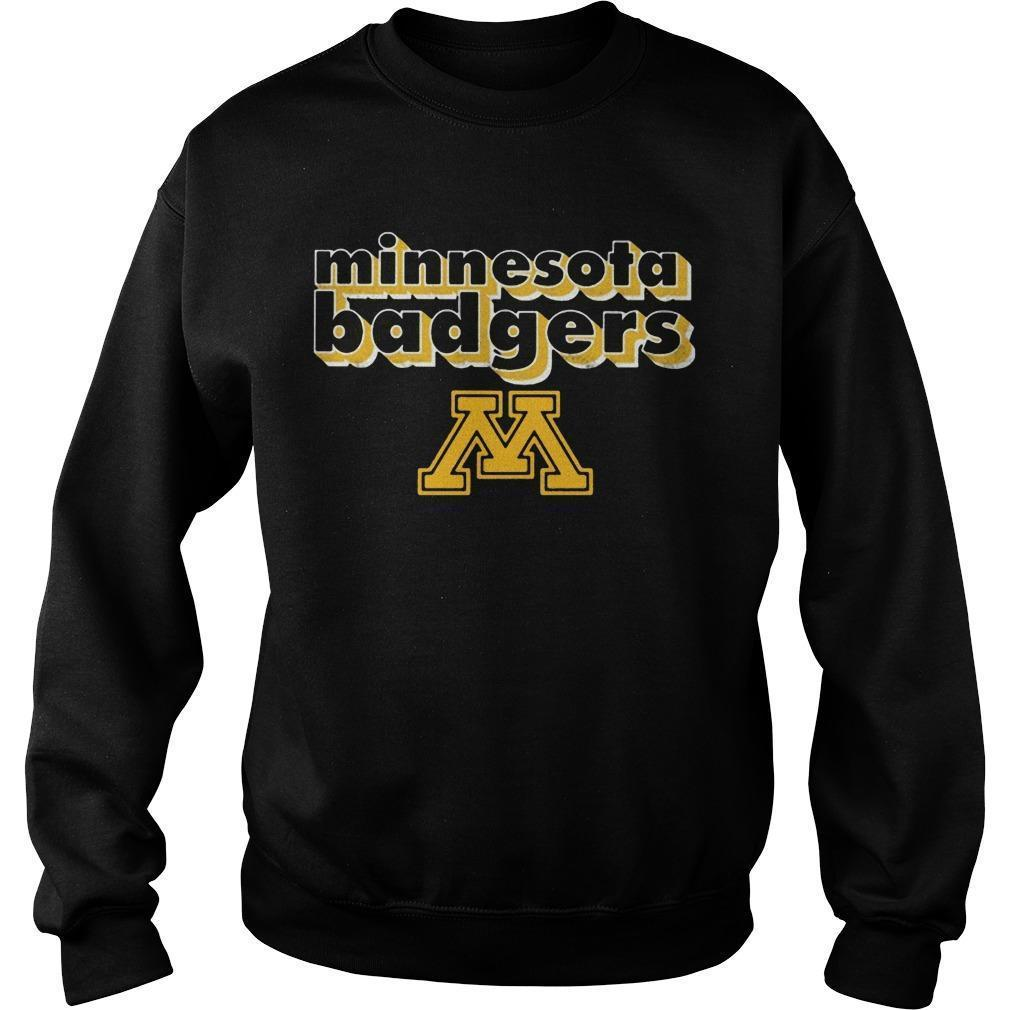 Minnesota Badgers Sweater