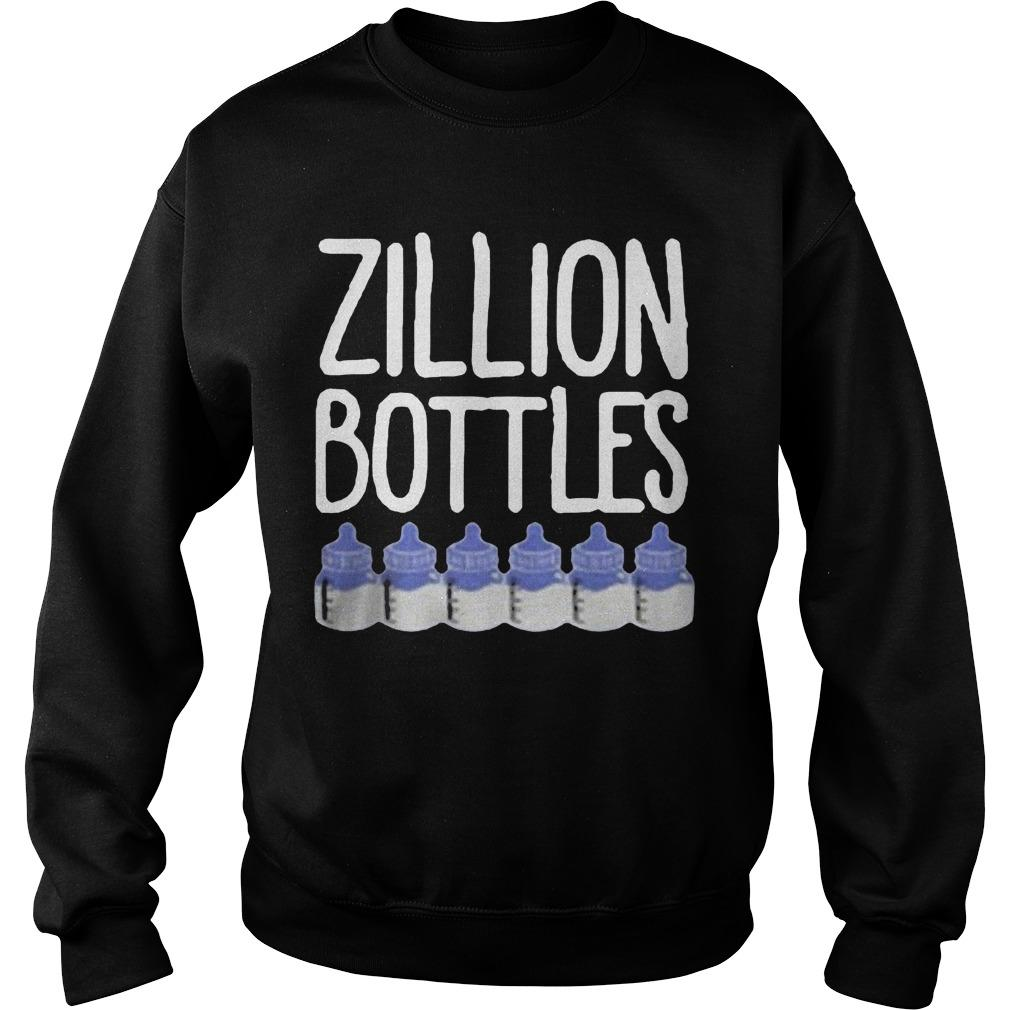 Onesie Zillion Bottles Sweater