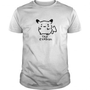 Pikachu Tax Evasion Shirt