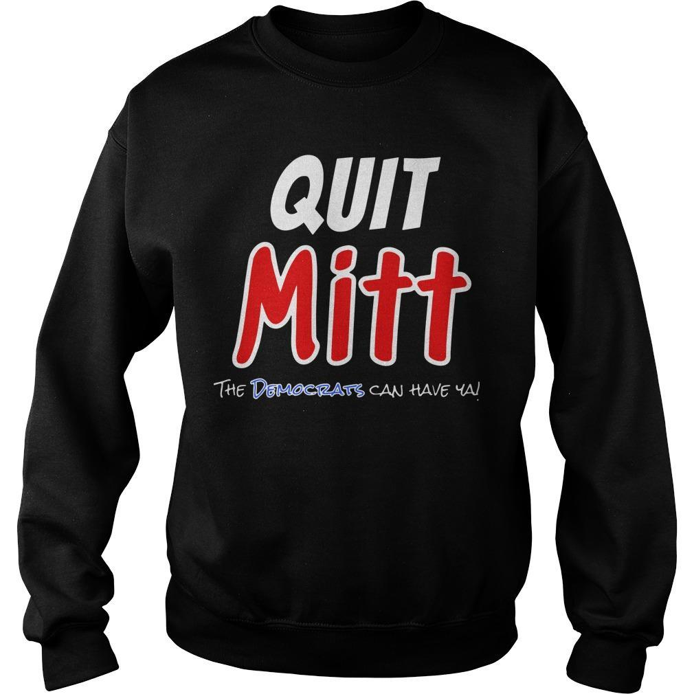 Quit Mitt Sweater
