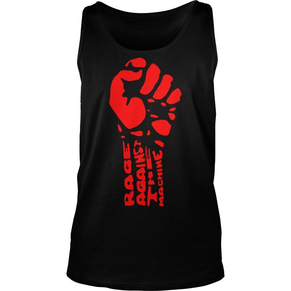 Rage Against The Machine T Tank Top