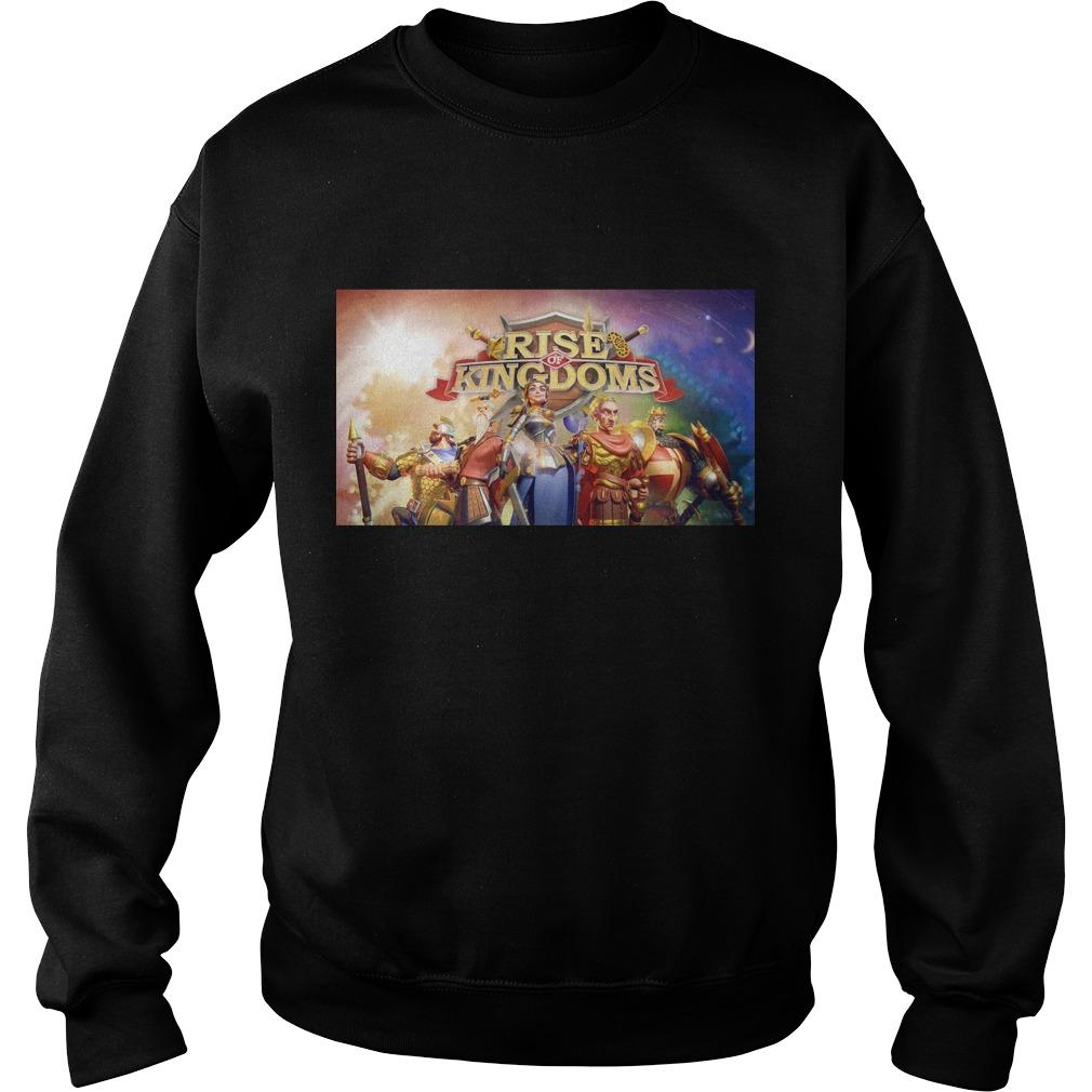 Rises Of Kingdoms Sweater