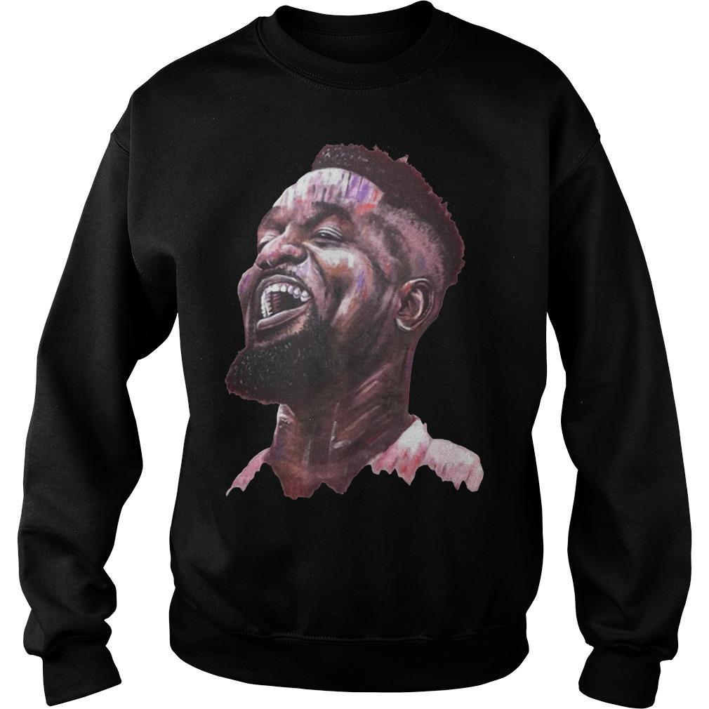 Sarkodie Fan Painting Oofeetso Sweater