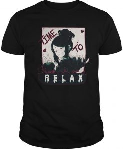 Shep Halloween Time To Relax Shirt