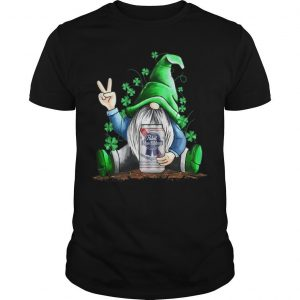 St Patrick's Day Gnome Pabst Blue Ribbon Shirt