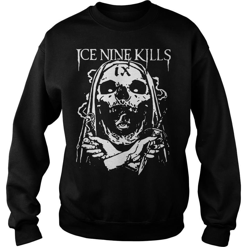 Star Crossed Ice Nine Kills Sweater