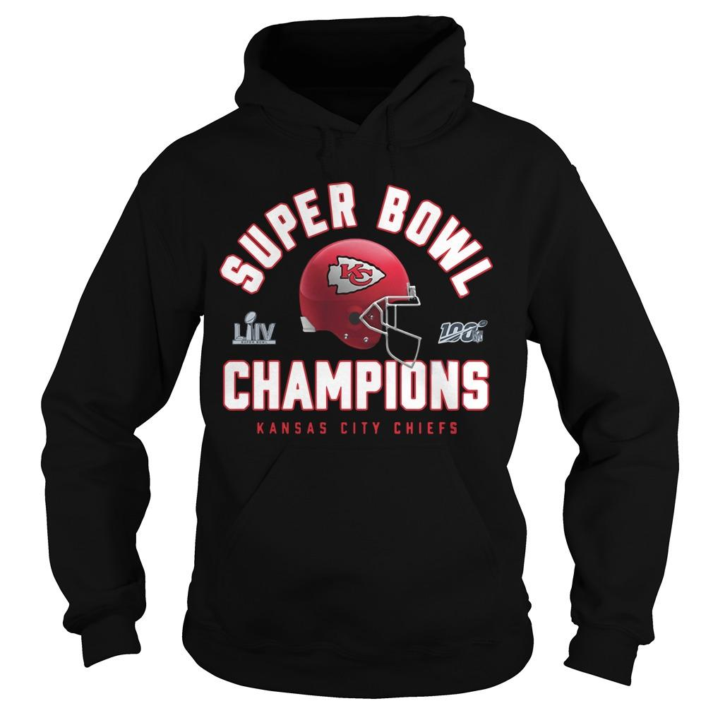 Super Bowl Liv Champions Kansas Chief 2020 Hoodie