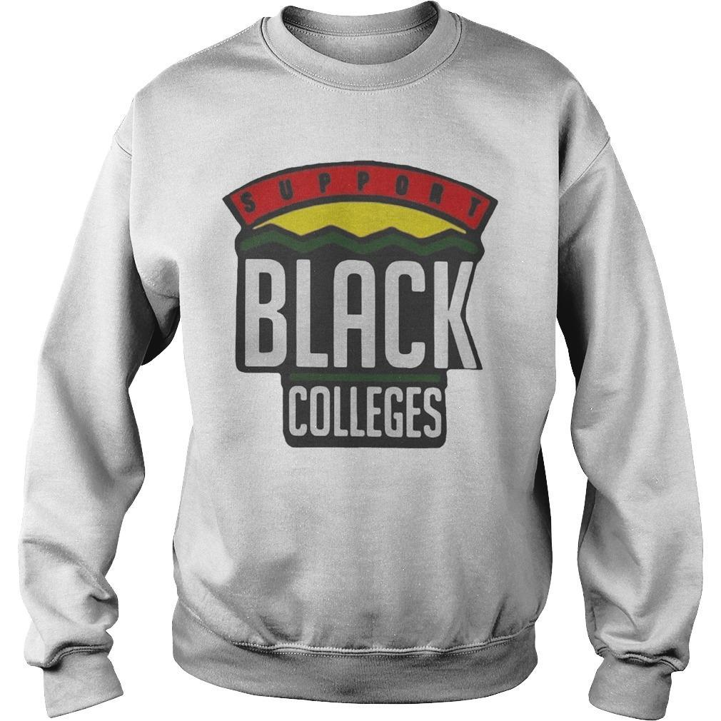 Support Black Colleges Sweater