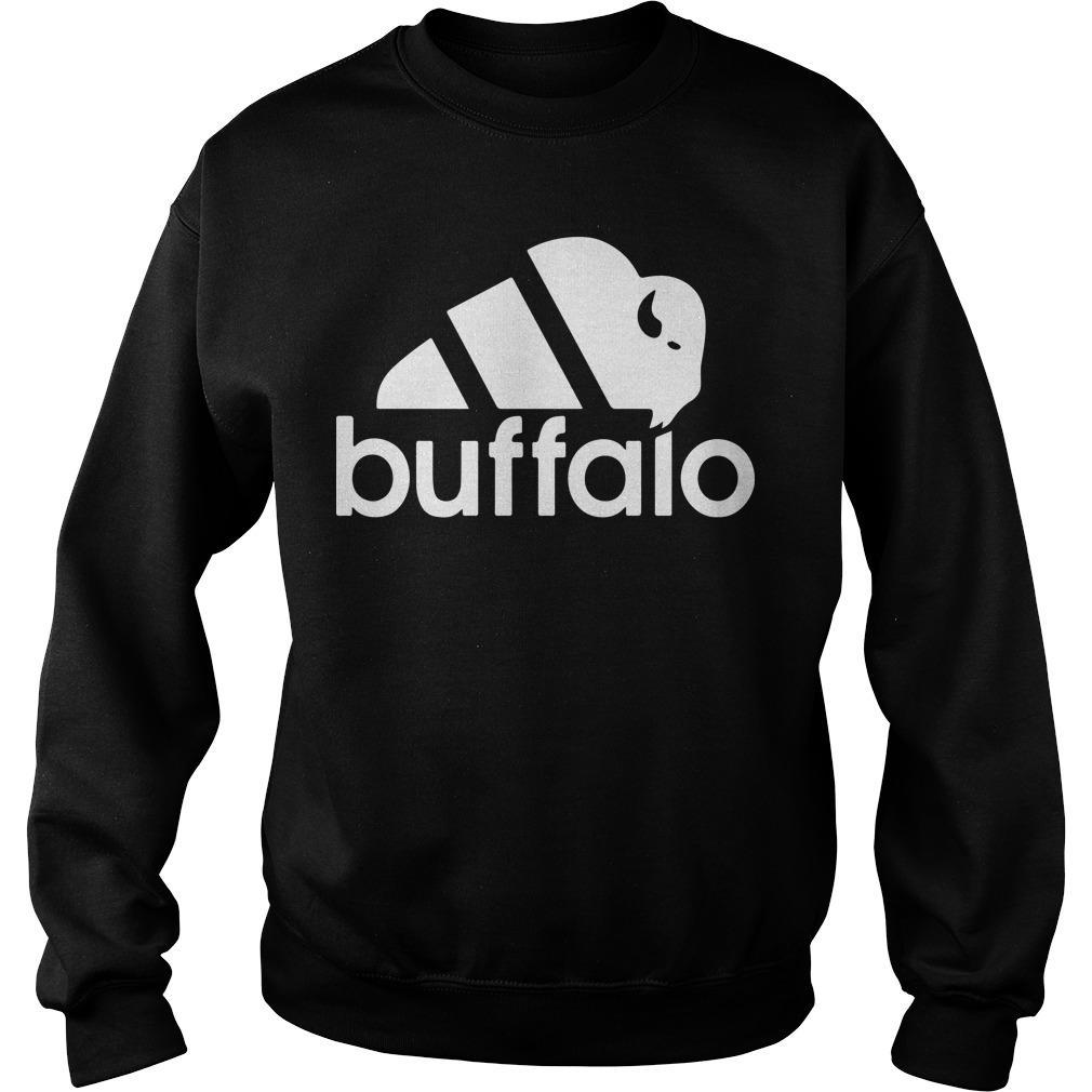 The City With Three Seasons Buffalo Sweater