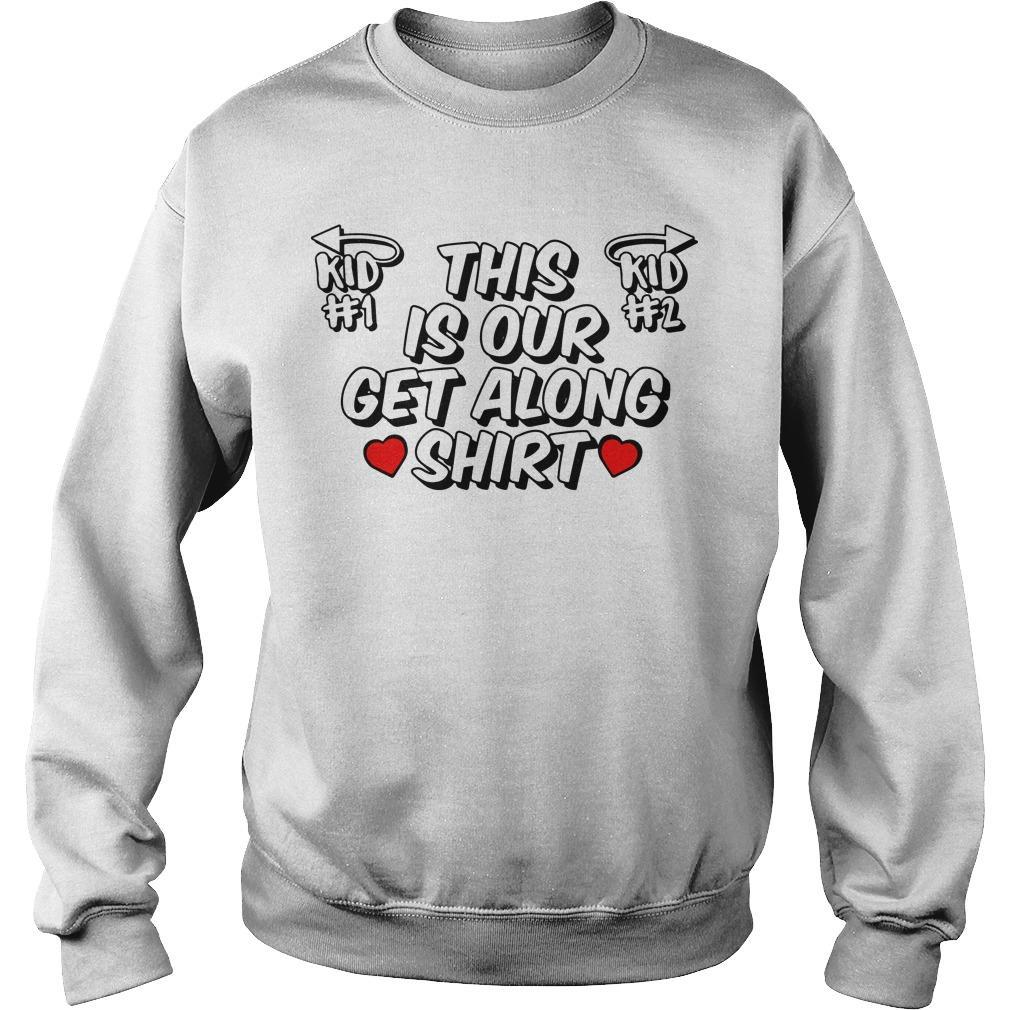 This Is Our Get Along Sweater