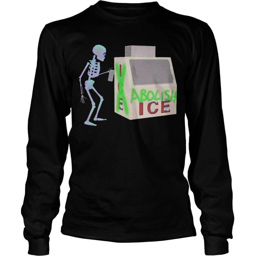 Tochi True Story Abolish Ice Longsleeve