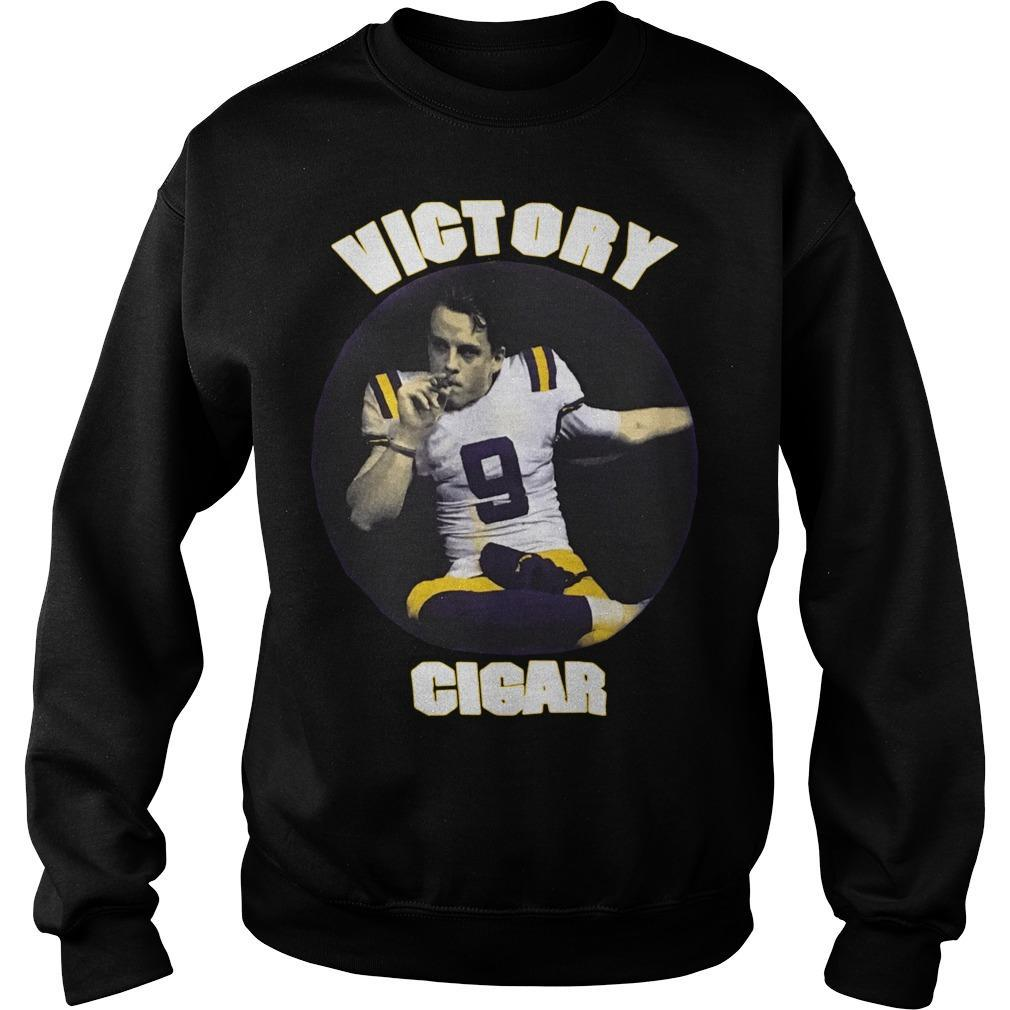Victory Cigar Sweater