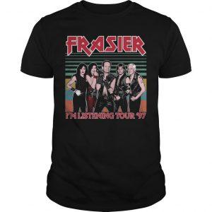 Vintage Frasier I'm Listening Tour '97 Shirt