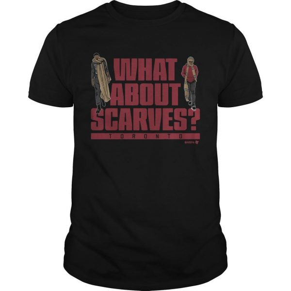 What About Scarves Toronto Shirt