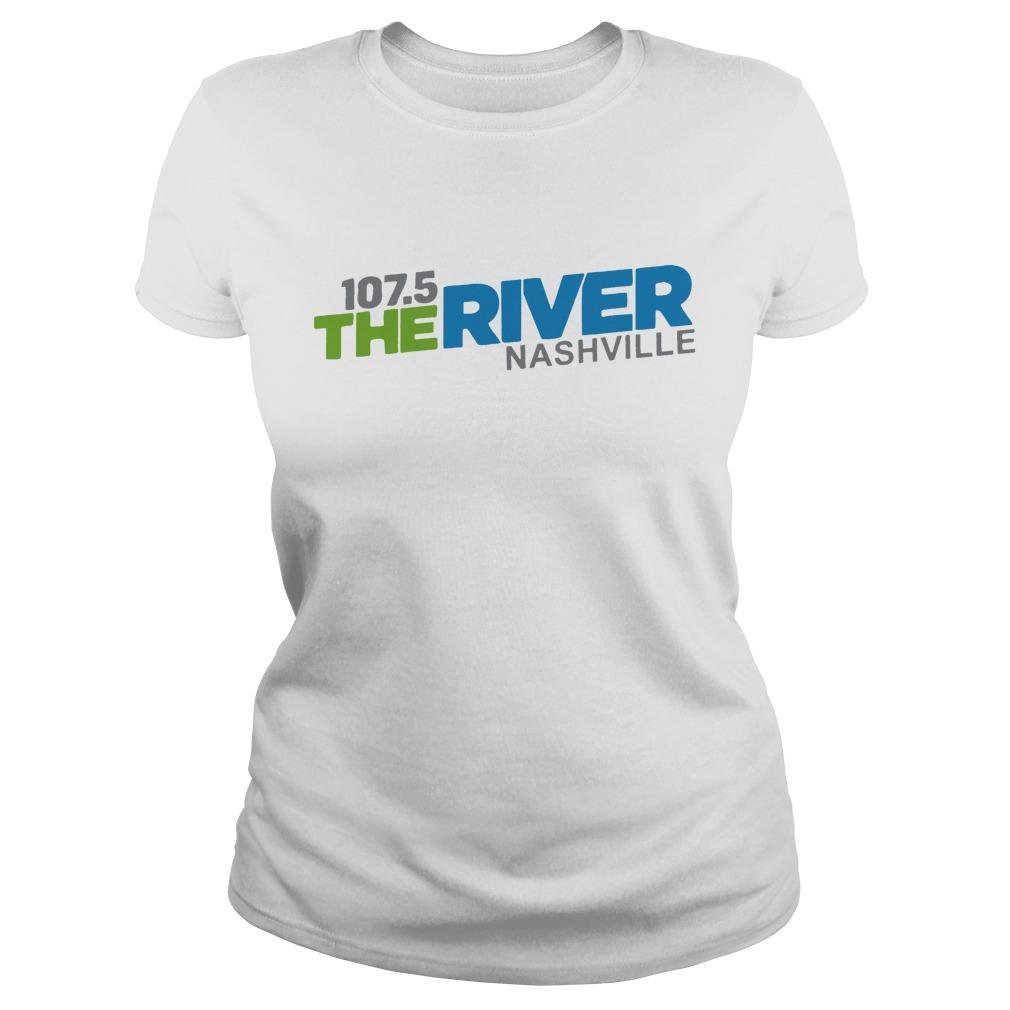 107 5 The River Nashville Longsleeve