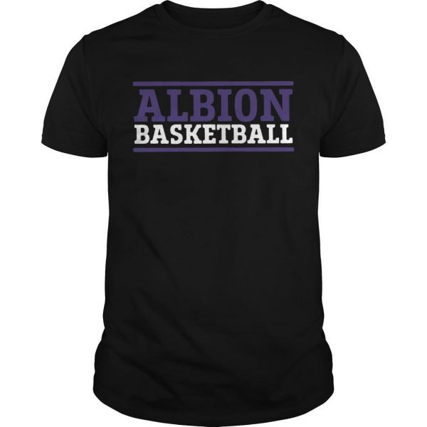 Albion Basketball Shirt