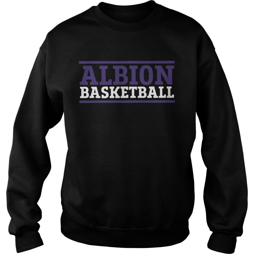 Albion Basketball Sweater