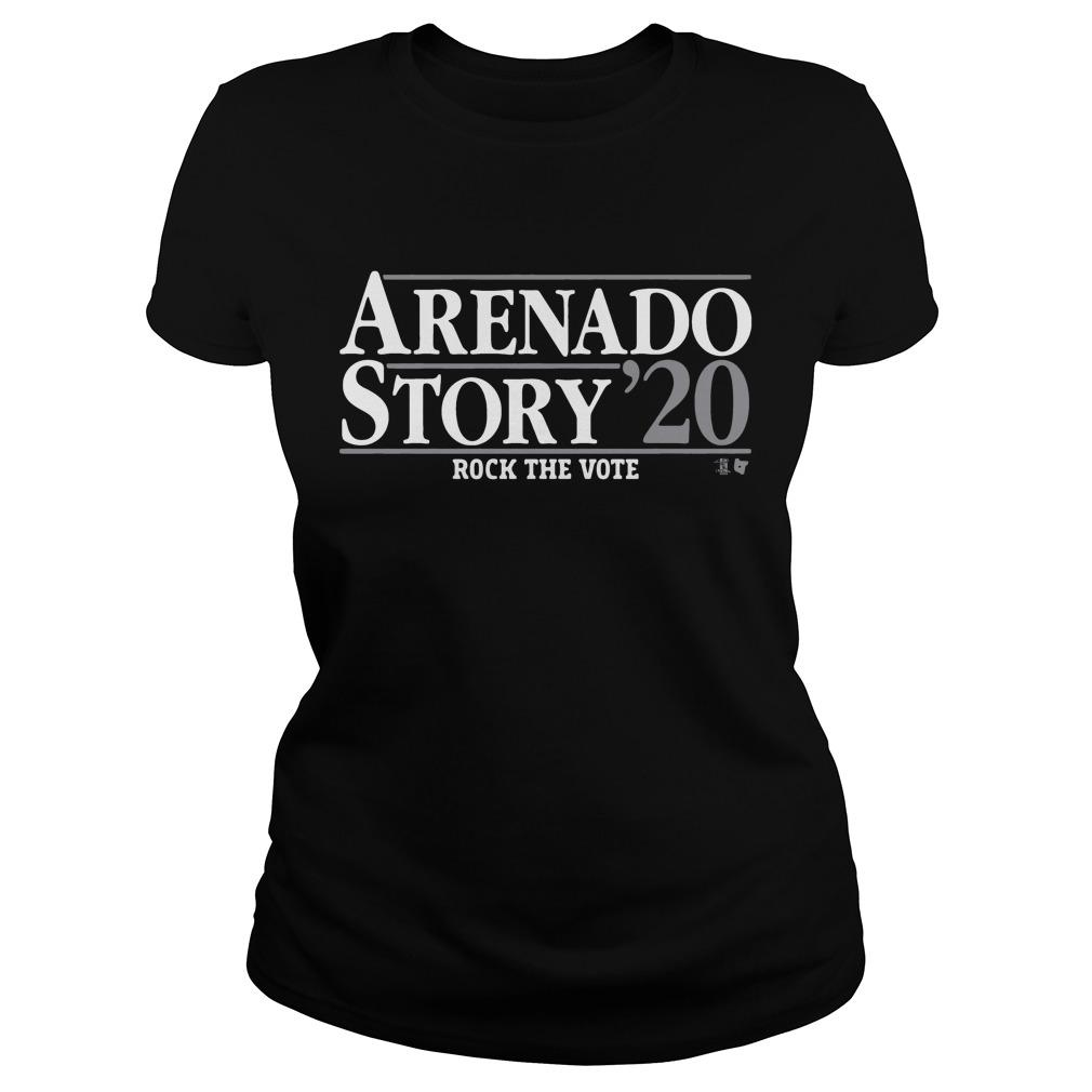 Arenado Story 20 Rock The Vote Longsleeve