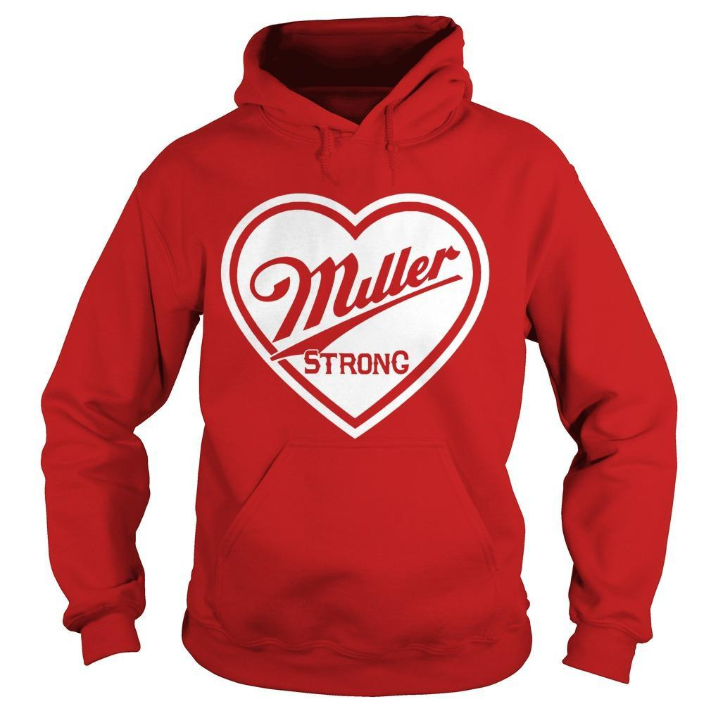 Brew City Brand Miller Strong Hoodie