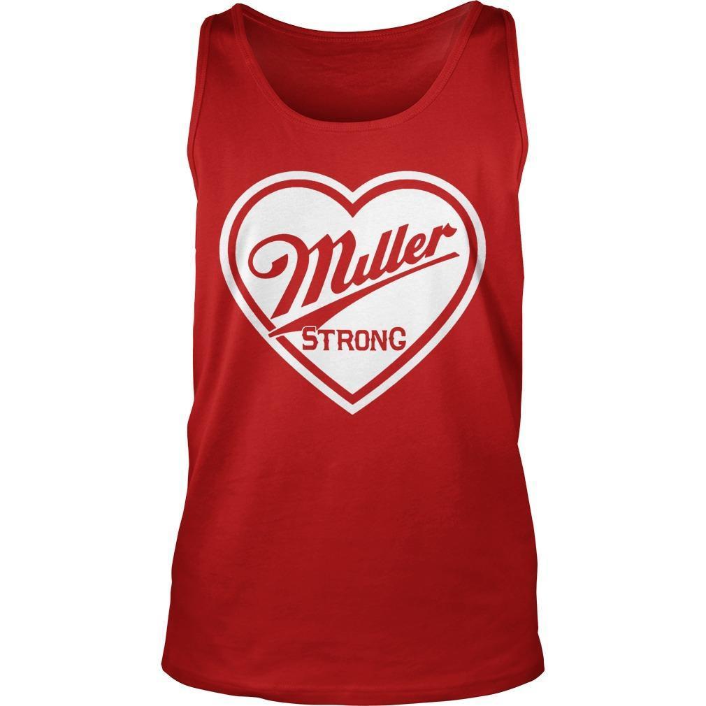 Brew City Brand Miller Strong Tank Top