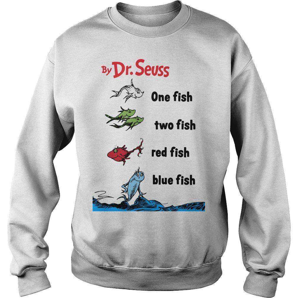 By Dr Seuss One Fish Two Fish Sweater