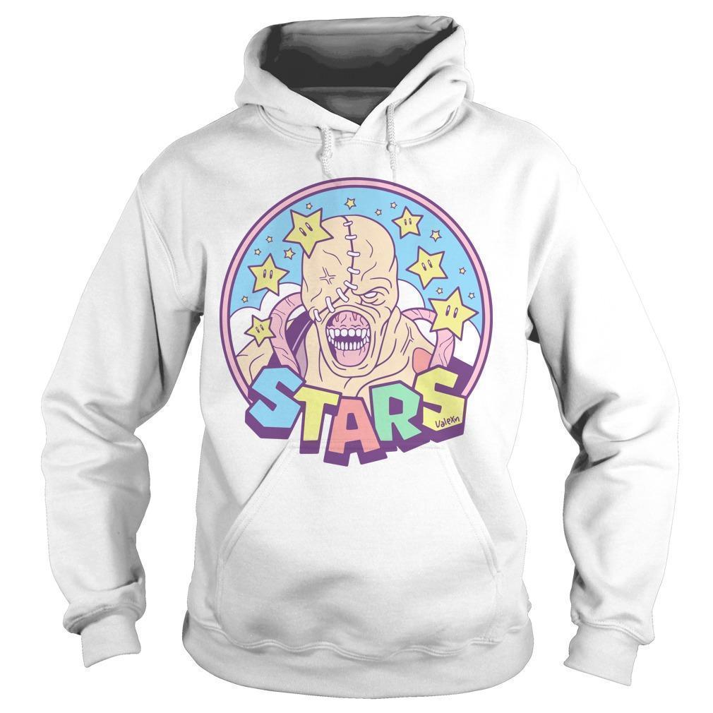 Cheap Ass Gamer Nemesis Stars Hoodie