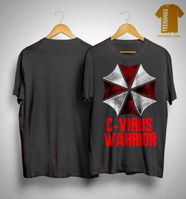 Corona Virus C-Virus Warrior Shirt