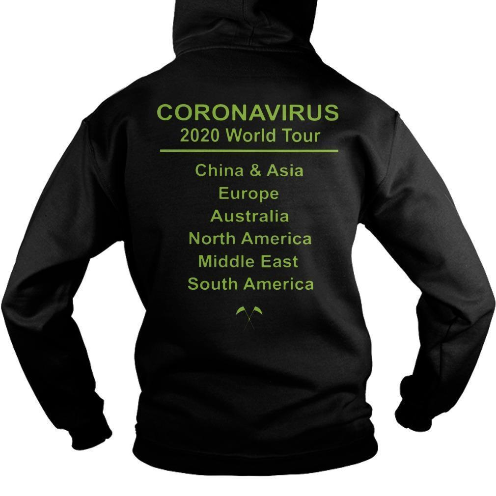 Coronavirus World Tour Hoodie