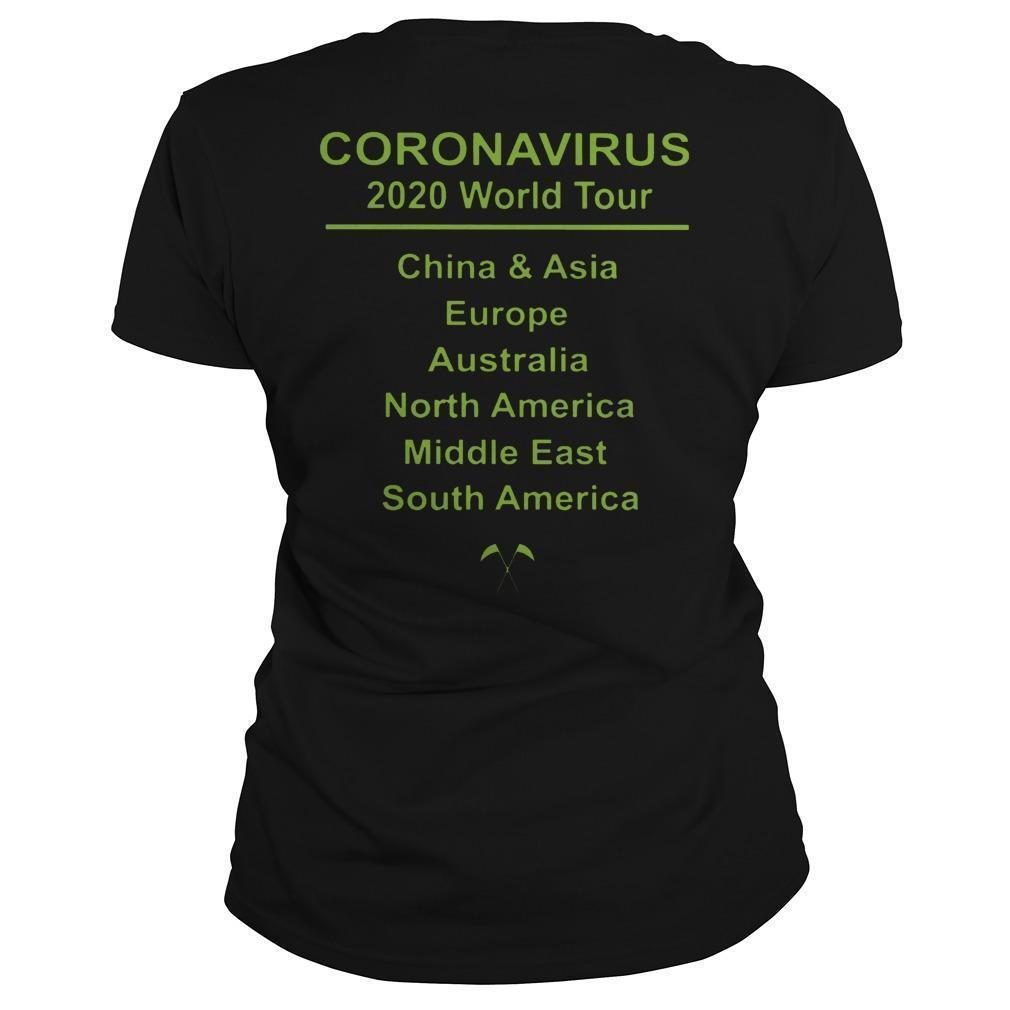 Coronavirus World Tour Longsleeve