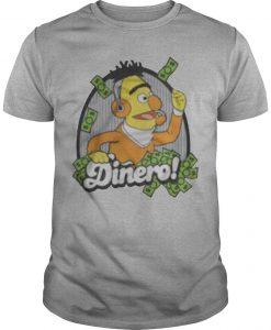 Dinero Bert Shirt
