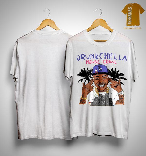 Drunk Chella House Crawl La Shirt